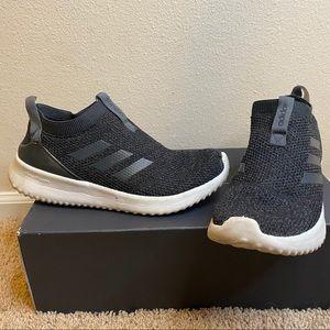 Adidas Ultimafusion Cloudfoam Black & White Knit